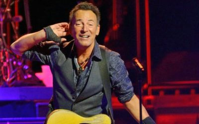 Bruce Springsteen Visits 'The Daily Show'